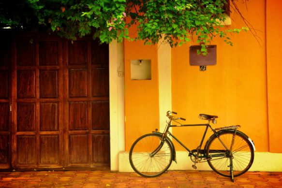 The French Colonies, Pondicherry