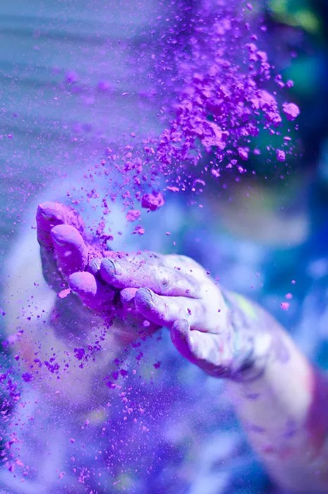 How To Shoot Cool Powder Photography With Non Toxic Powder Color Reminiscent Studio