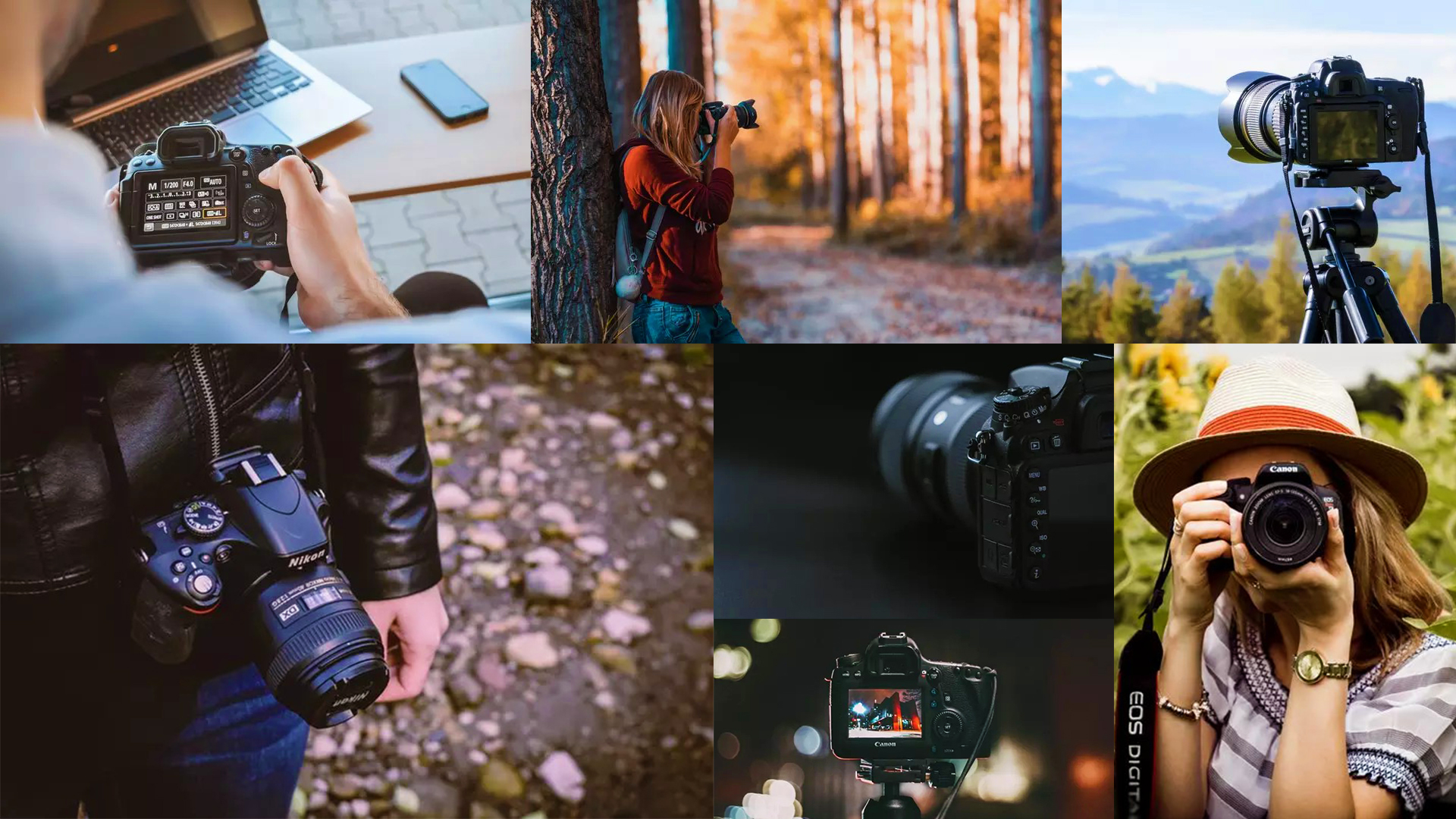All You Need To Know About Basic Camera Settings