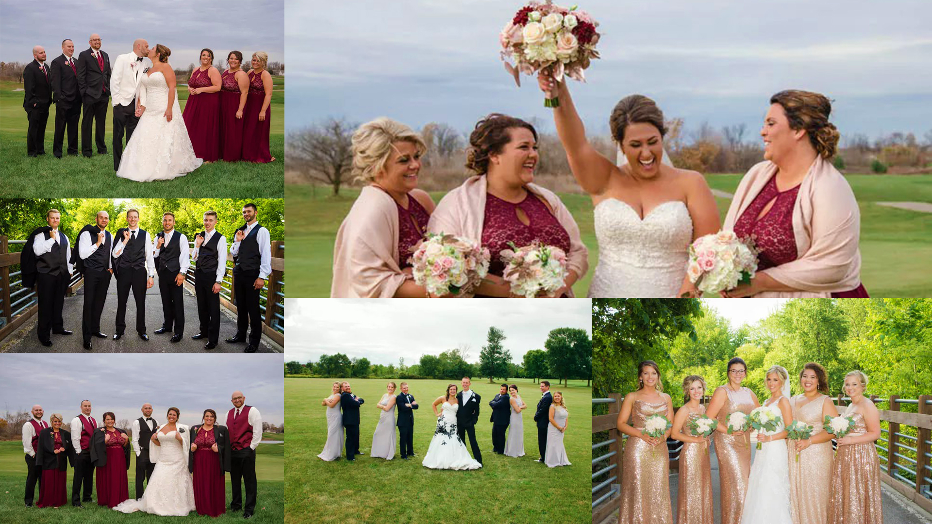 How To Improve Wedding Party Photography – Wedding Party Posing Dos and Don'ts