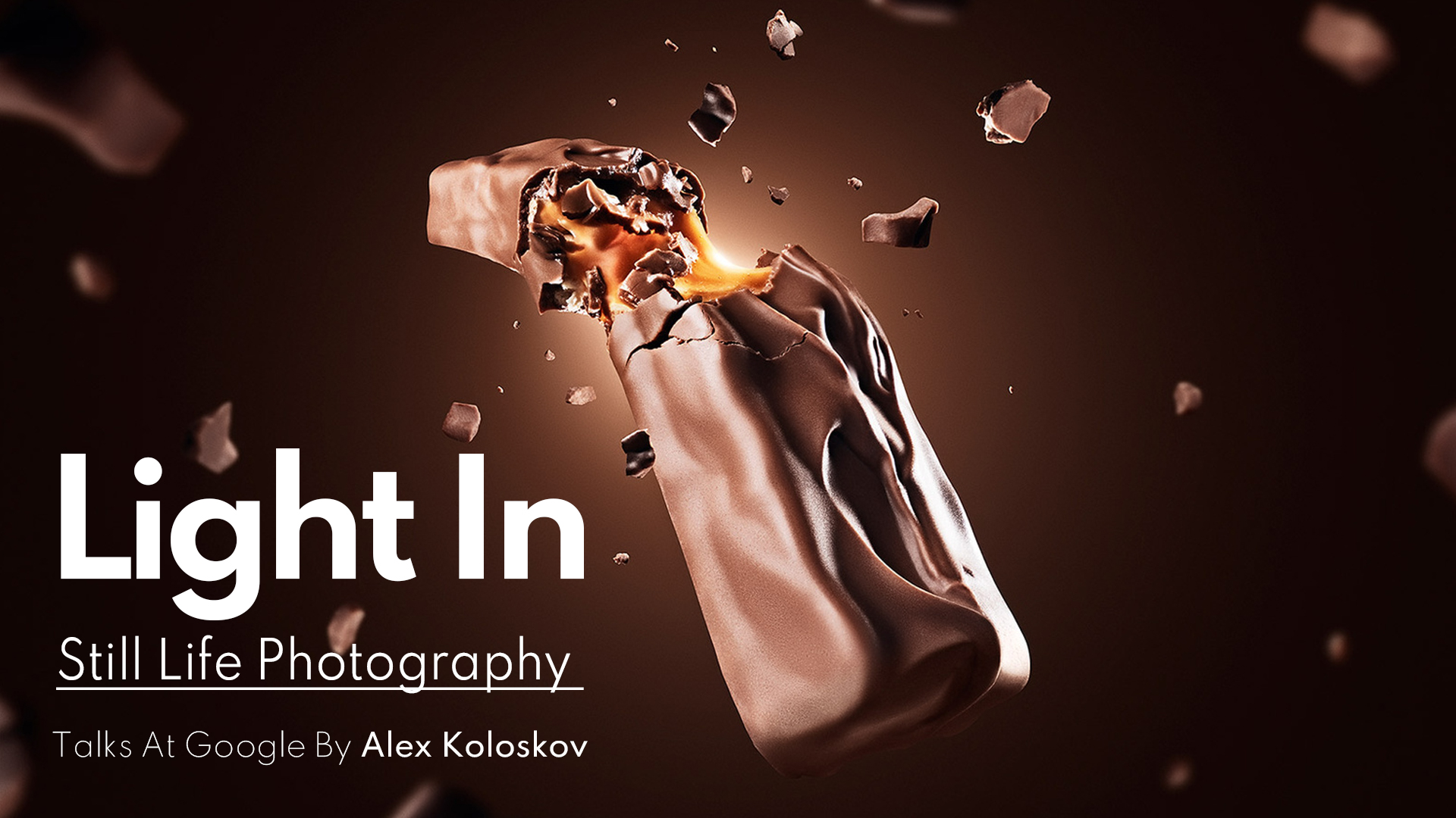 Light In Still Life Photography By Alex Koloskov | Talks At Google