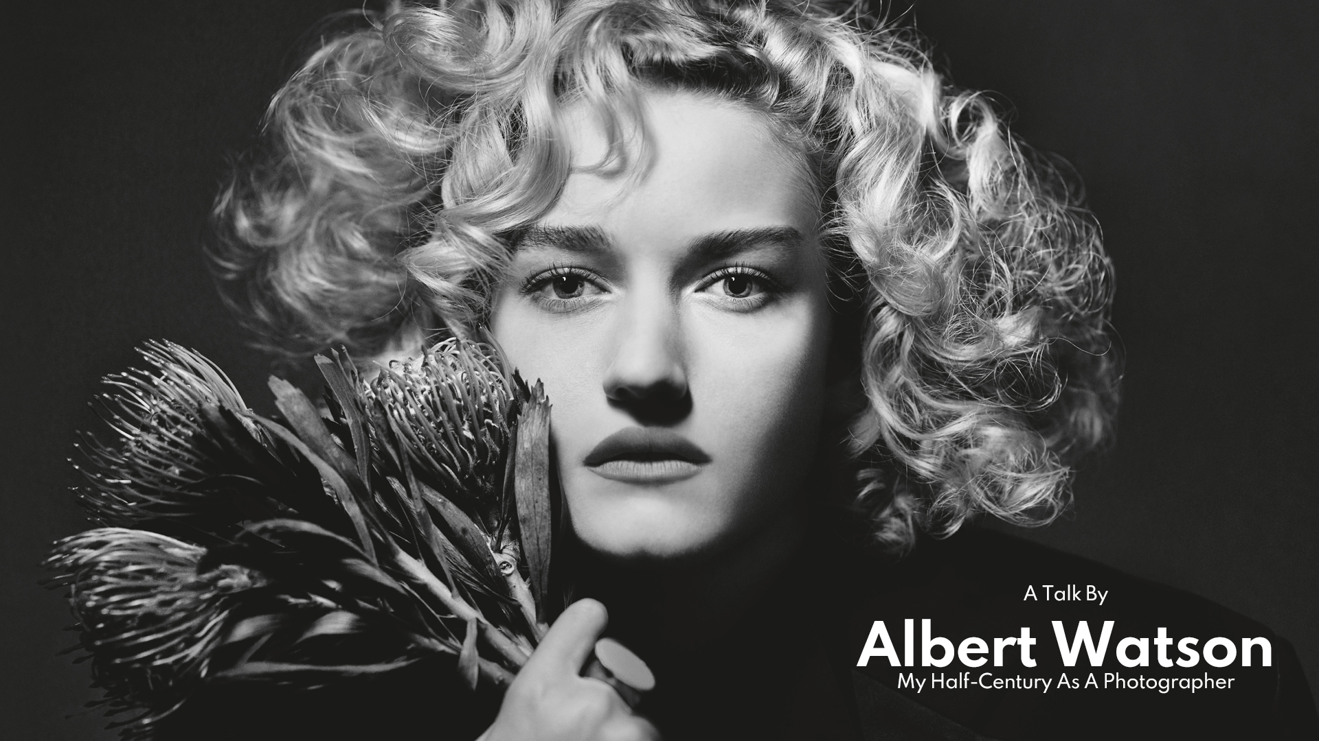 My Half-Century As A Photographer | A Talk By Albert Watson