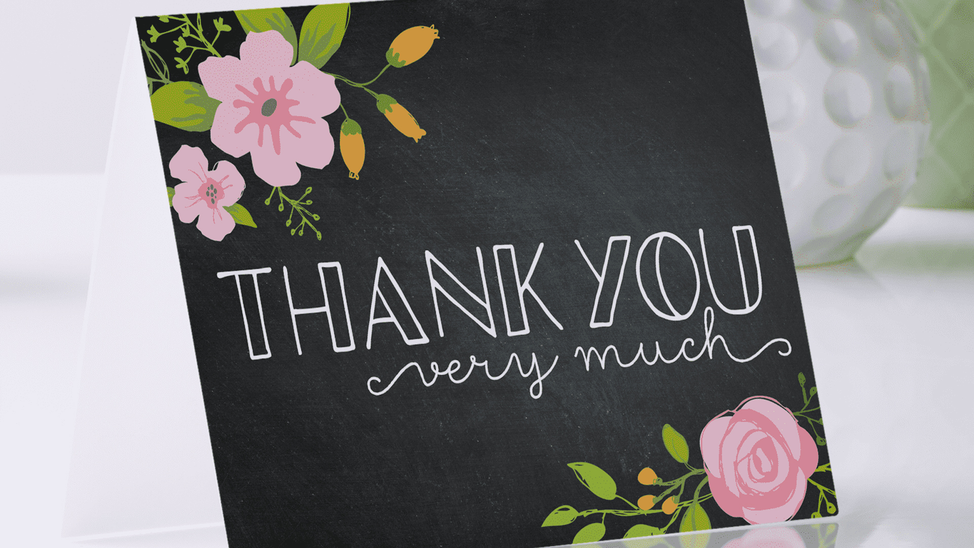 "The New Way To Say ""Thank You"" – Tackle Your Thank-You List With These Handy Helpers"