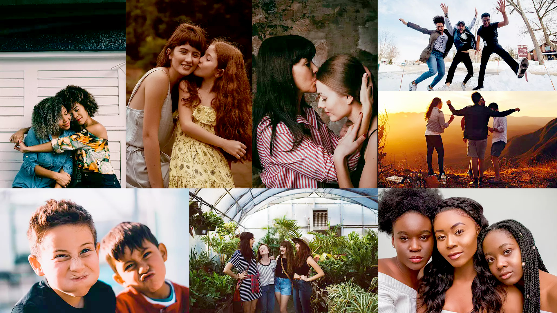 Best Friend Photoshoots Idea: How To Pose BFFs For Great Photos